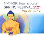 International Spring Festival 2021
